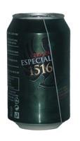 Cerveza Especial 1516 fra C.C Carrefour, SA, Spania