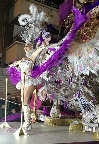 Karnevalsopptog i Torrevieja 2019