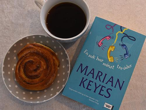Keys, Marian (2006) En sak har minst tre sider