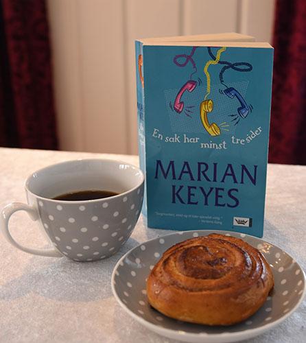 Keys, Marian (2006) En sak har minst tre sider, utgitt på Damm forlag
