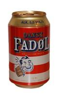Dansk Fadøl, Kopparberg Bryggeri, Sverige