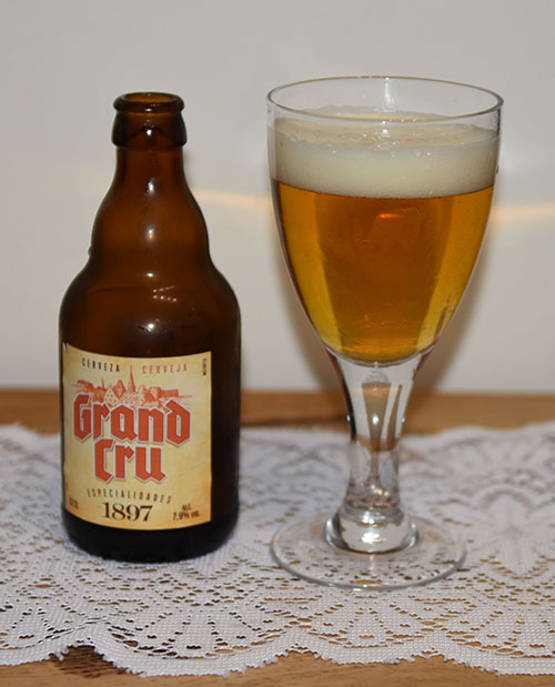 Grand Cru Especialidades 1897, Brasserie de Saint-Omer, Frankrike