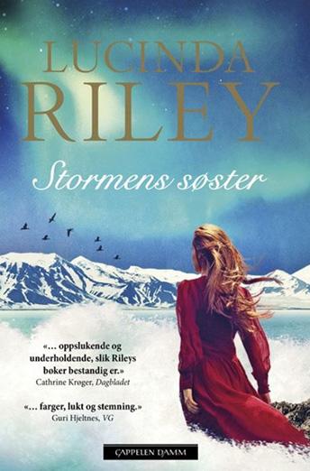 Riley, Lucinda, (2016) «Stormens søster», Cappelen Damms