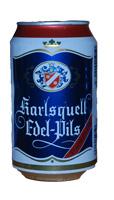 Karlsquell Edel-Pils Brasseries Champigneulles, Frankrike (4,9 %, 33 cl)