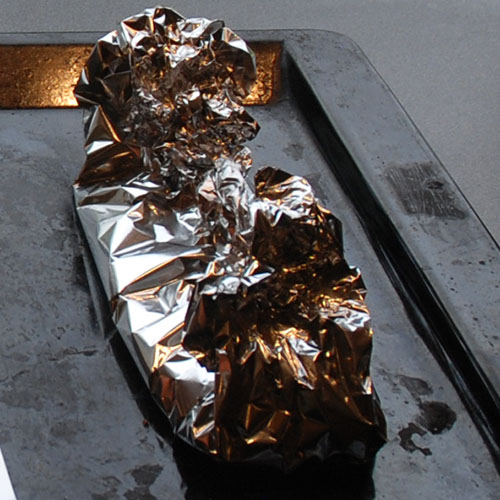 Laks med dill stekt i ovn Ingredienser 1 Lakseside 2-3 ss Smør Salt, pepper Dill