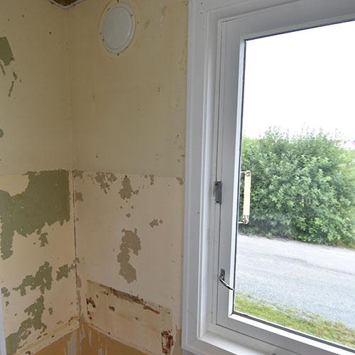Oppussing av kjøkken på sommerhuset mitt, Garten, Trøndelag, Norway