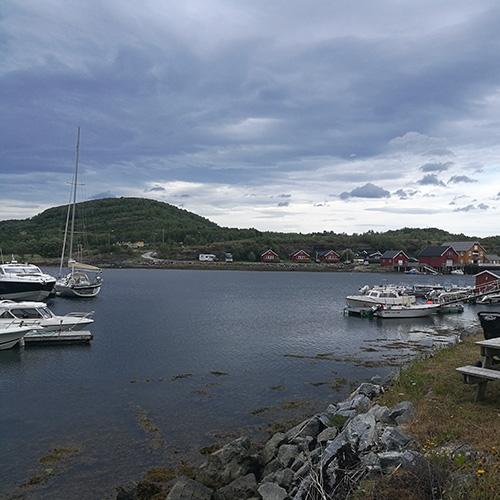 Kystkulturdagene på Lysøysundet 9-11. august. Trøndelag, Norway