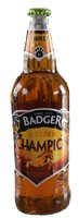 Golden Champion, Badger, England