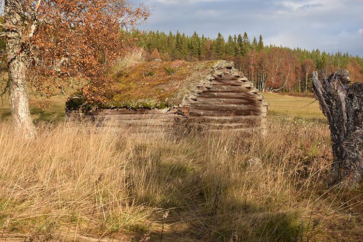 20191013 - Tur ved Ånn sjøen, Ånn, Jämtland, Sverige