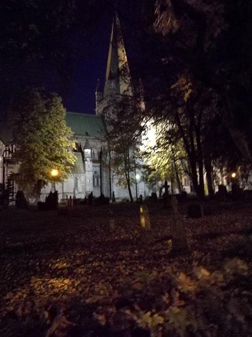 Nidarosdomen, Trondheim, Norway, 20191020 - Høstkonsert med Nidarosdomens jentekor