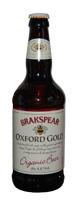 Brakspear Oxford Gold, Brakspear Brewing Company, England