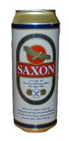 Saxon, Carlsberg, Finland