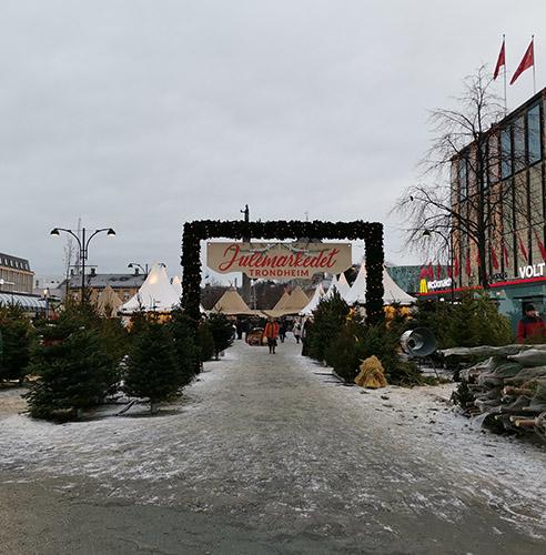 20191218 Julemarked, Trondheim sentrum, Trøndelag, Norway