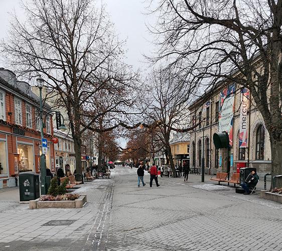 20191218 Nordre gate, Trondheim, Trøndelag, Norway
