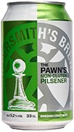 The Pawn's Non Gluten Pilsner Coppersmith's Brewery, Sverige