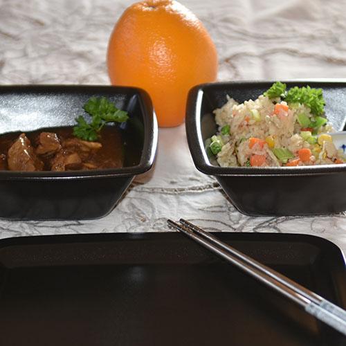 Appelsinsaus til and Ingredienser: 4 dl Vann 1 Appelsin (saft og skall) 1 dl Limesaft (presset) 1 dl Eddik (eplesider 7%) 3 ss Soyasaus ½ ts Ingefær (malt eller fersk, finhakket) 1 Sjalottløk ¼ Chili (finhakket) 3 ss Maisenna 2 ss Vann https://heidisboble.no/ @heidisboble