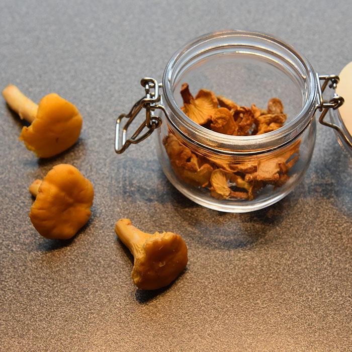 Tørkete kantareller Ingredienser ½ kg Kantareller eller så mye som du ønsker å tørke https://heidisboble.no/ @heidisboble