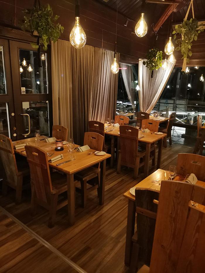 Interiør Restaurant Troll Fosenkaia 4A, 7010 Trondheim, Norge https://heidisboble.no/ @heidisboble