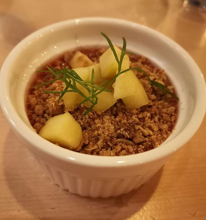 Steinsoppostekake Restaurant Troll Fosenkaia 4A, 7010 Trondheim, Norge https://heidisboble.no/ @heidisboble