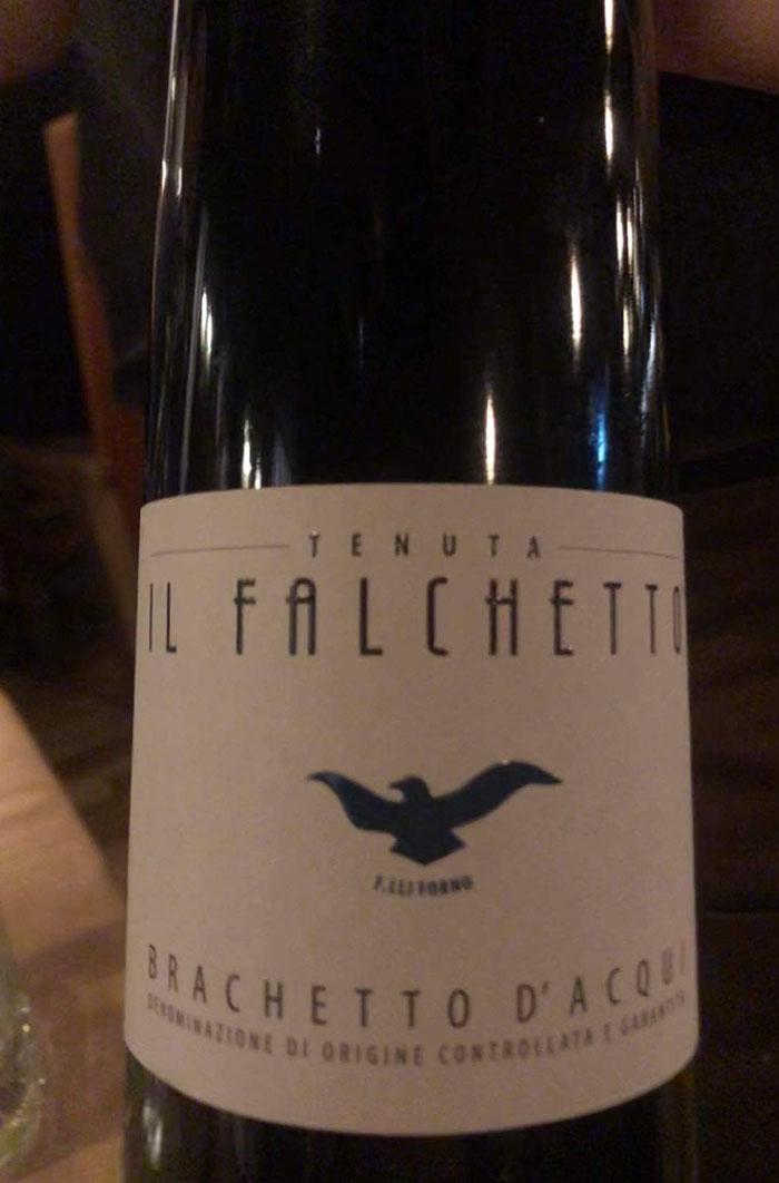 Il Falchetto - Brachetto d'Acqui Restaurant Troll Fosenkaia 4A, 7010 Trondheim, Norge https://heidisboble.no/ @heidisboble
